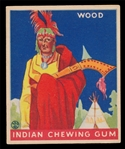 NS 33G Indian #210 Wood series of 264