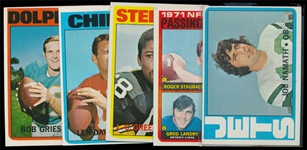 FB 72T (5) Superstars and Key Cards